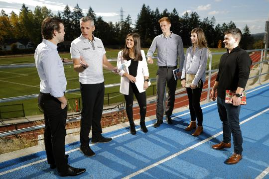 Camosun launches new Bachelor of Sport Management degree