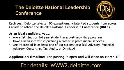 Deloitte National Leadership Conference