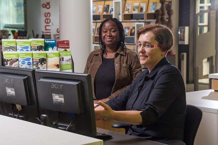 Research & writing help at Camosun Library