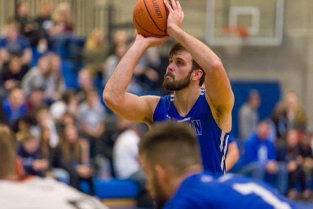 Chargers men's basketball forward Dallas Hancox gives monster performance in weekend split
