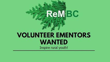 Rural eMentoring BC Opportunity