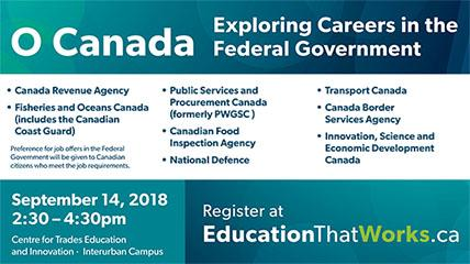 Exploring Careers with the Federal Government