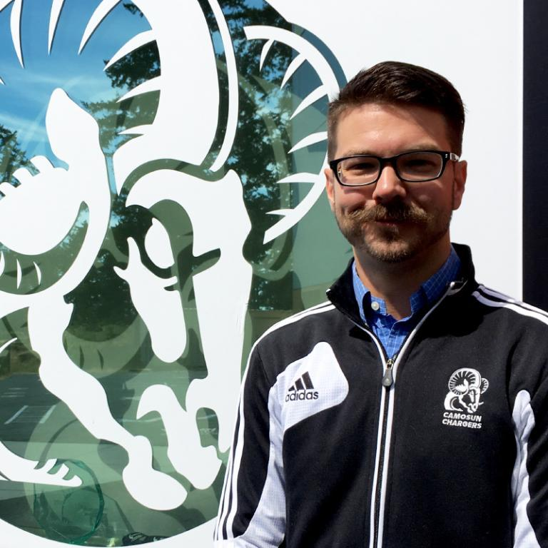 Camosun welcomes Justin Thiessen as new Head Coach of the Chargers Women's Basketball