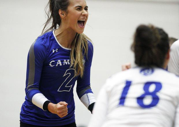 Chargers women's volleyball poised to play their best yet