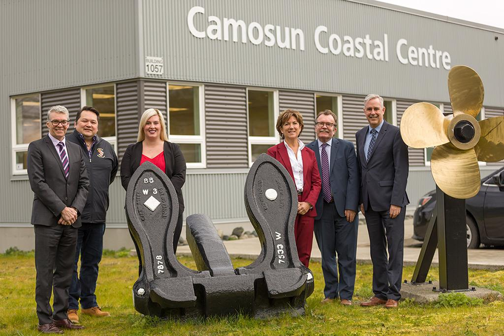 New state-of-the-art marine simulator for Camosun College