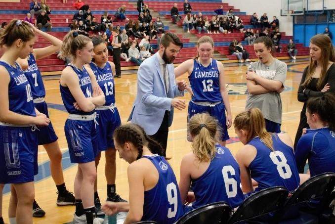 Chargers women's basketball team finishes fourth while men collect back-to-back Bronze