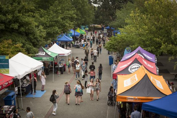 Camosun Welcome Week & CamFest 2019 - September 3-5, 2019