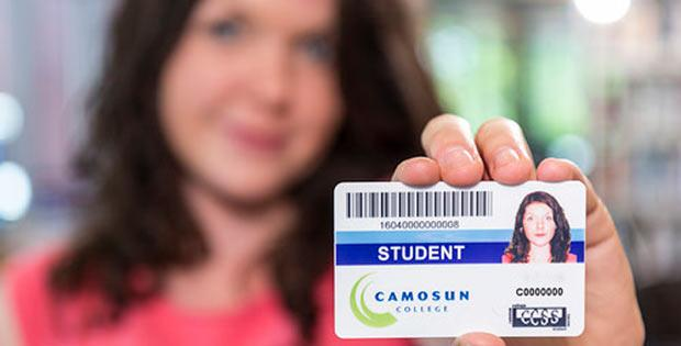 Update your U-Pass at a kiosk & get Camosun ID at the library...