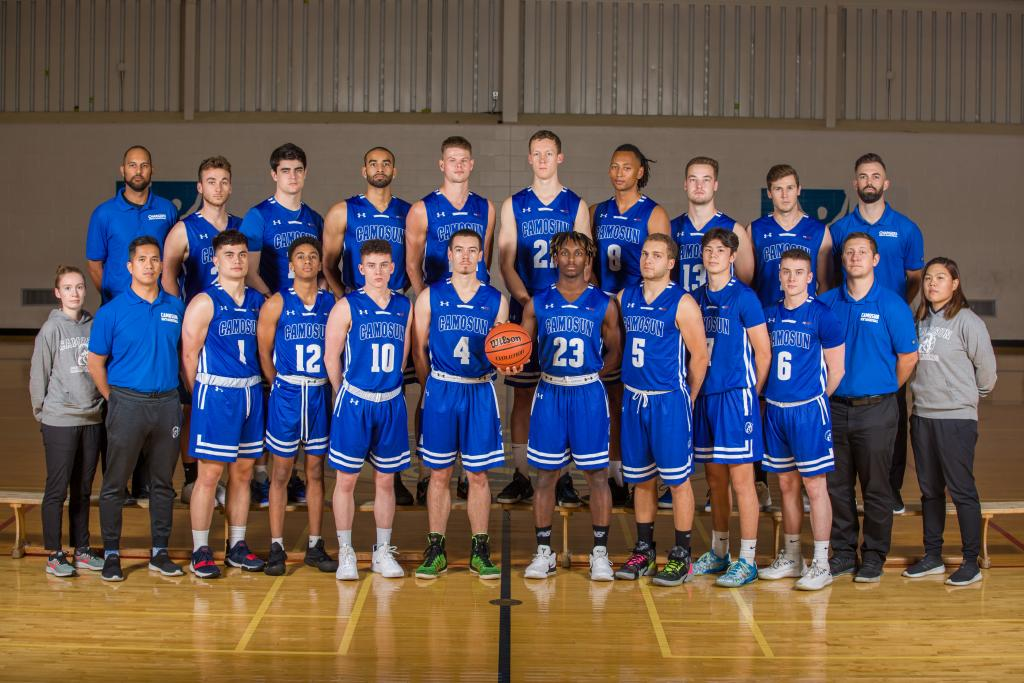 Camosun Men's Basketball program opens 2019-20 loaded with local talent