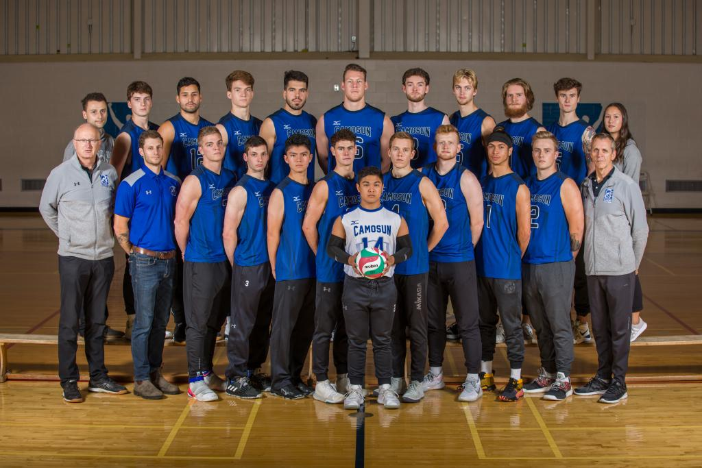 PACWEST men's volleyball powerhouses—Camosun and VIU—to face off in Friday's season opener