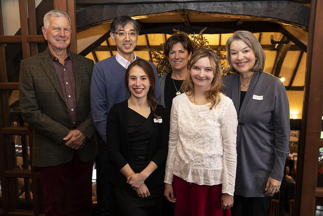 Friends of Camosun Award recognizes students who find joy in learning