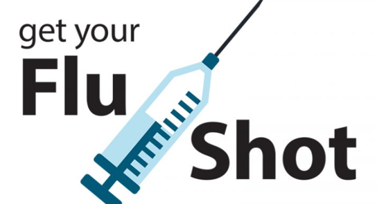 Camosun Flu Shots for HHS Students in CHW 105 (Interurban)