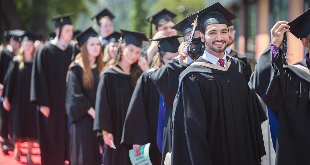 Camosun College celebrates 2020 spring graduation digitally