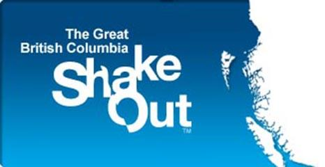 Camosun participates in provincial ShakeOut Earthquake Drill