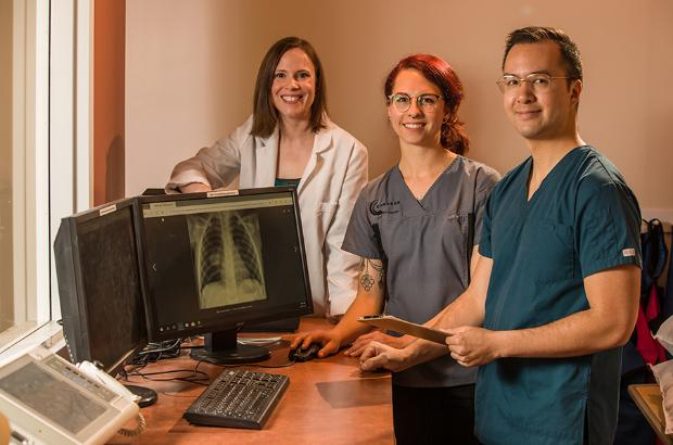 Camosun College Foundation celebrates $100,000 gift from Victoria radiologists