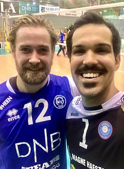 Camosun Chargers Men's Volleyball Alum selected to coach Norwegian Women's Junior National Team