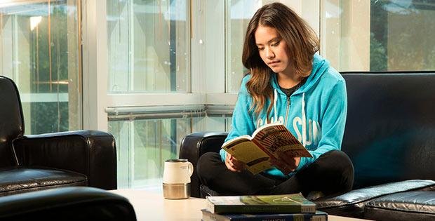 Looking for a quiet place to study for exams?