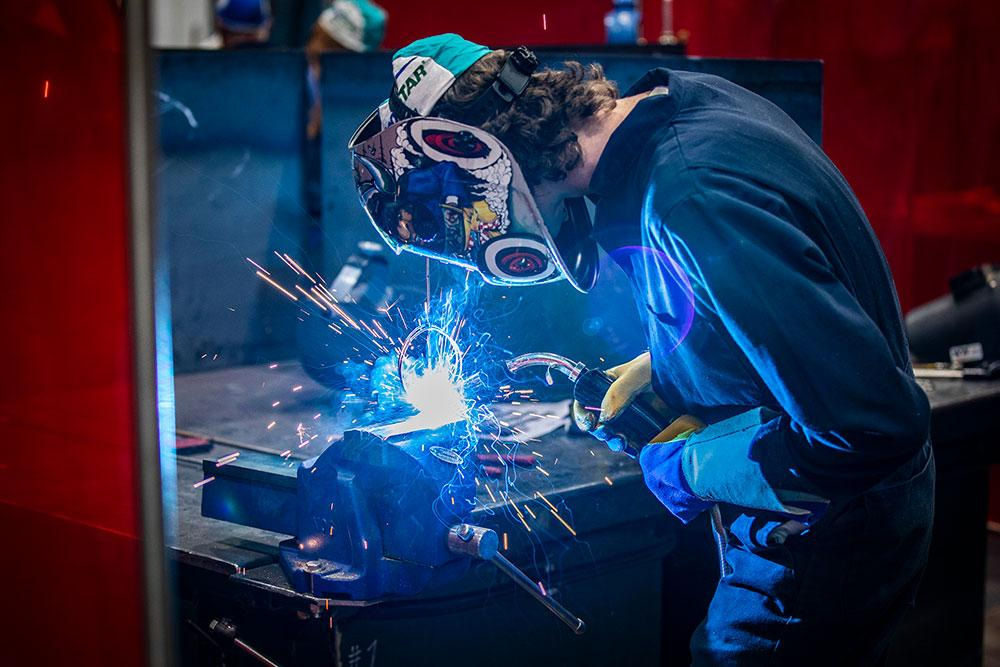 Camosun College hosts Skills Canada Regional Competitions, March 6