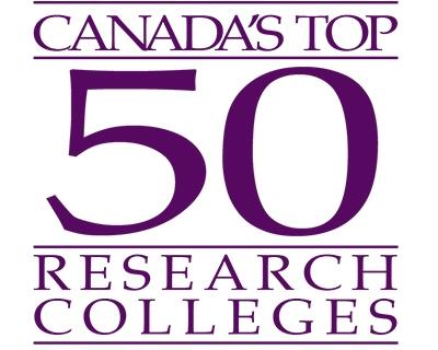 Camosun continues to excel as one of Canada's Top Research Colleges